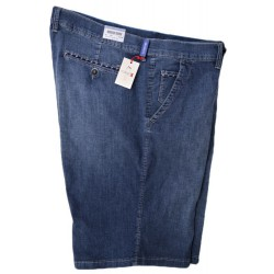 bermuda lage taille - Stone washed