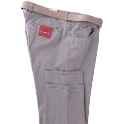 jeans lage taille - Beige