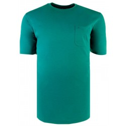 EASY CARE tshirt 1/2 mouw - Groen