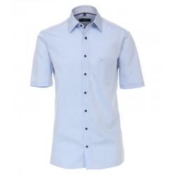 hemd 1/2 mouw - Licht Blauw